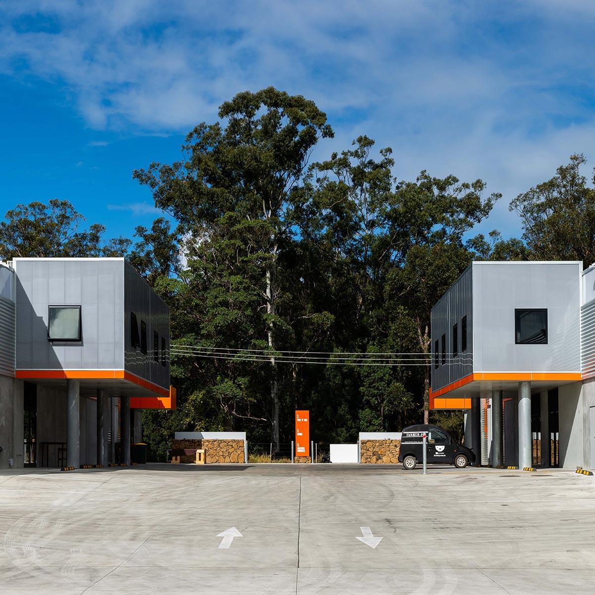 Byron Food Hub #2 and #3 Byron Bay Architects