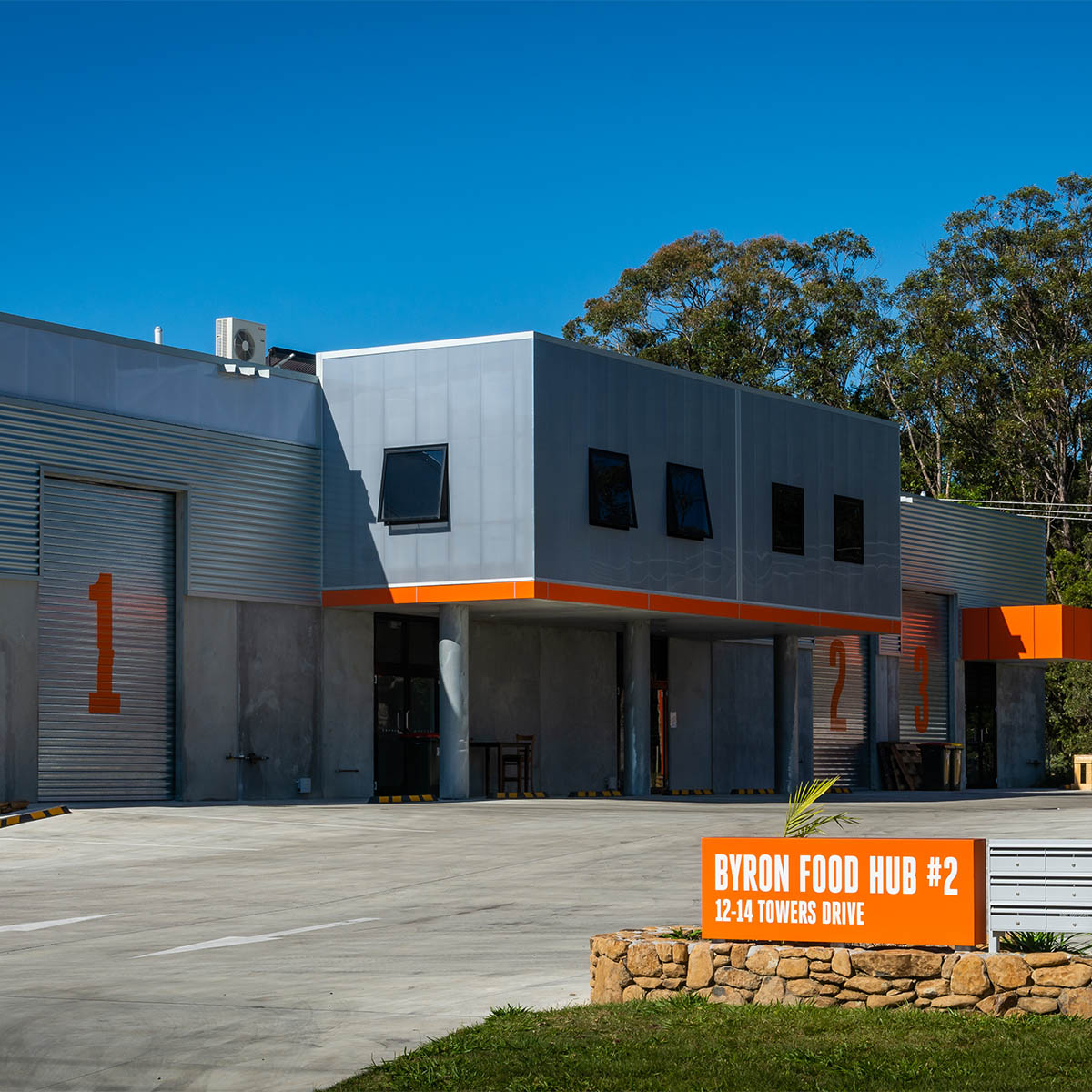 Byron Food Hub #2 Architects